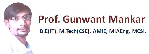 Gunwant Mankar